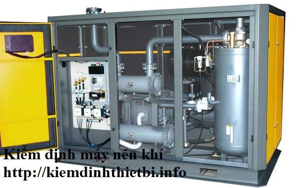 Kiểm định máy nén khí