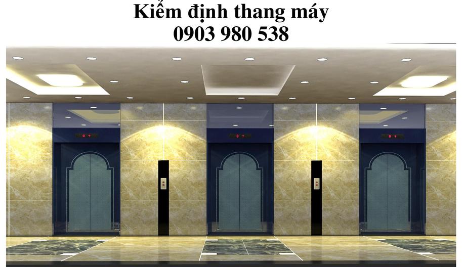 Kiểm định thang máy